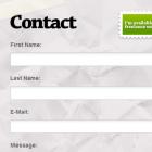 Cadastro no Banco de Dados com Formulário em PHP