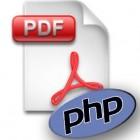 Criando um relatório PDF com PHP