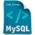 Formatando datas no MySql com DATE_FORMAT()