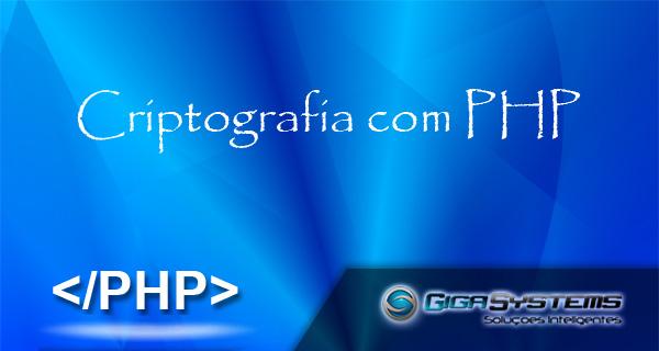 criptografia com php