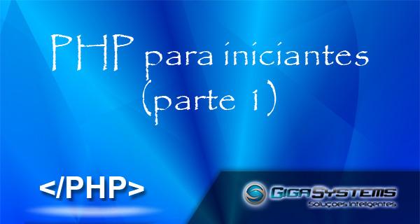 php para iniciante