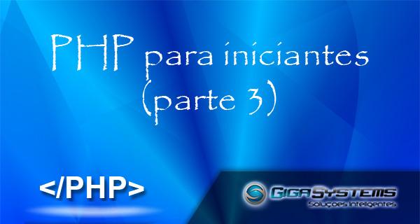 php para iniciantes